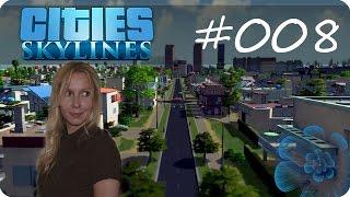 Cities: Skylines Staffel 2 [Facecam] # 008 Schönes Wohnen an der Autobahn [Gameplay] [deutsch]