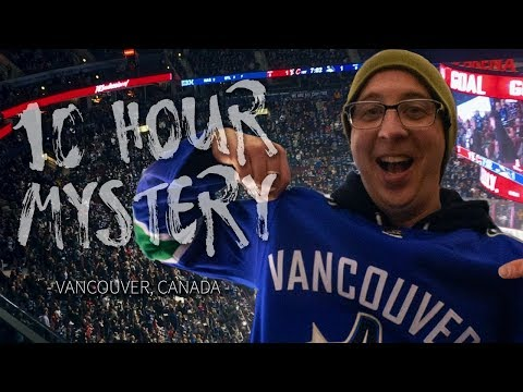 HE FLEW US TO THE GAME!! - Canucks Penthouse Suite Roadtrip! (Vancouver, BC)
