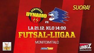 21.12.2019 KaDy - Akaa Futsal klo 14.00 Futsal-Liiga