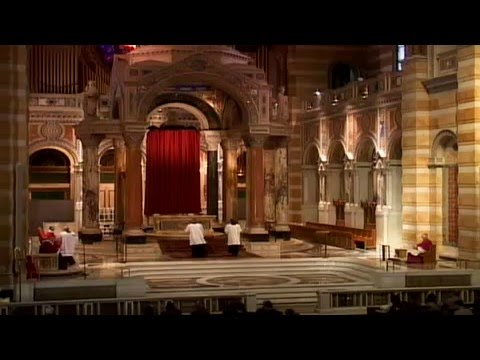 Good Friday Veneration of the Cross - Cathedral Basilica - Archdiocese of St. Louis