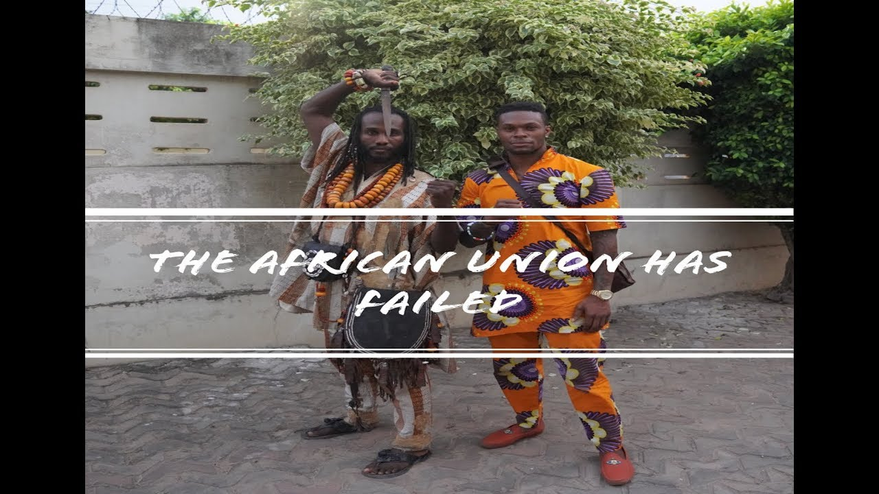 Has The African Union Failed The Black Diaspora? w/ Obadele Kambon