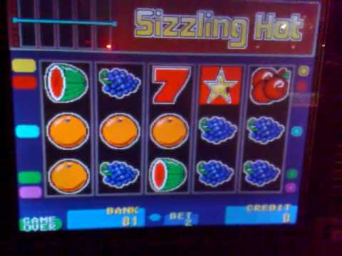 sizzling automaty