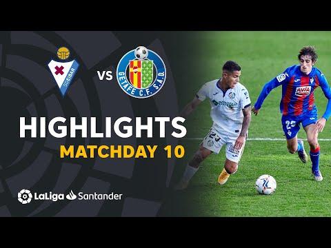 Eibar Getafe Goals And Highlights