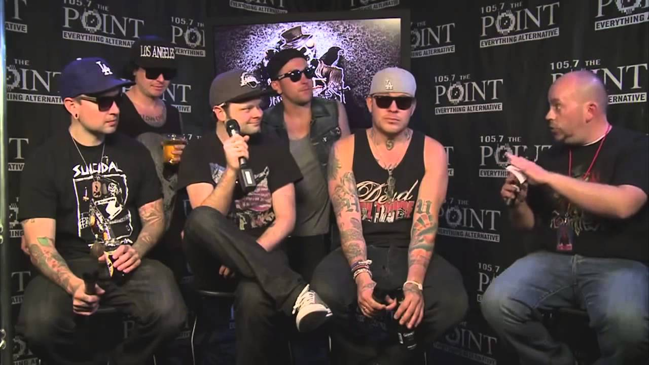 Hollywood Undead - Funny Moments