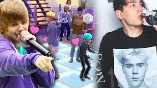 LOKKINO INCONTRA GIUSTINO BIBERON!! The Sims ITA #6