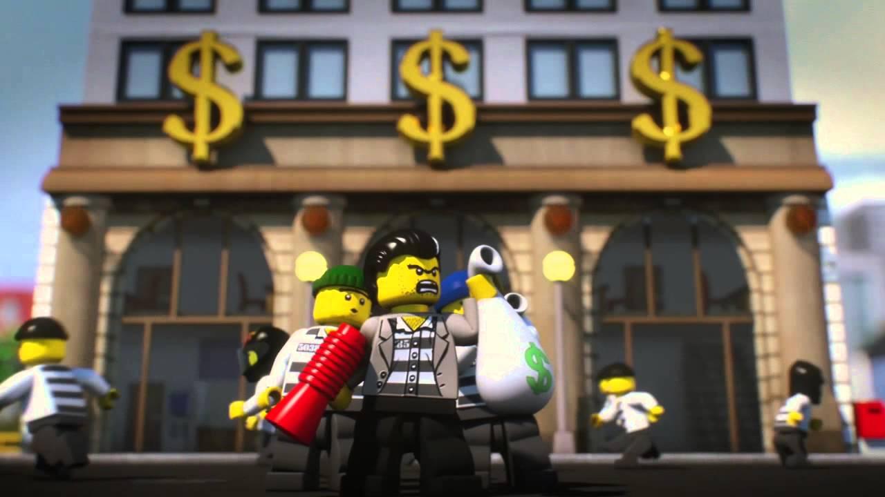 Lego City Film