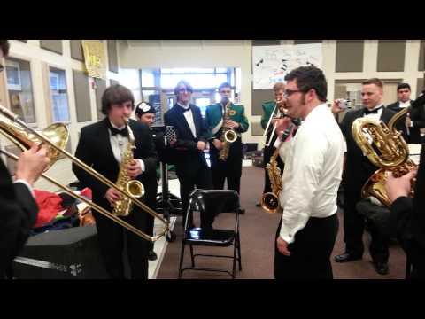 Random Improv Sax Battle