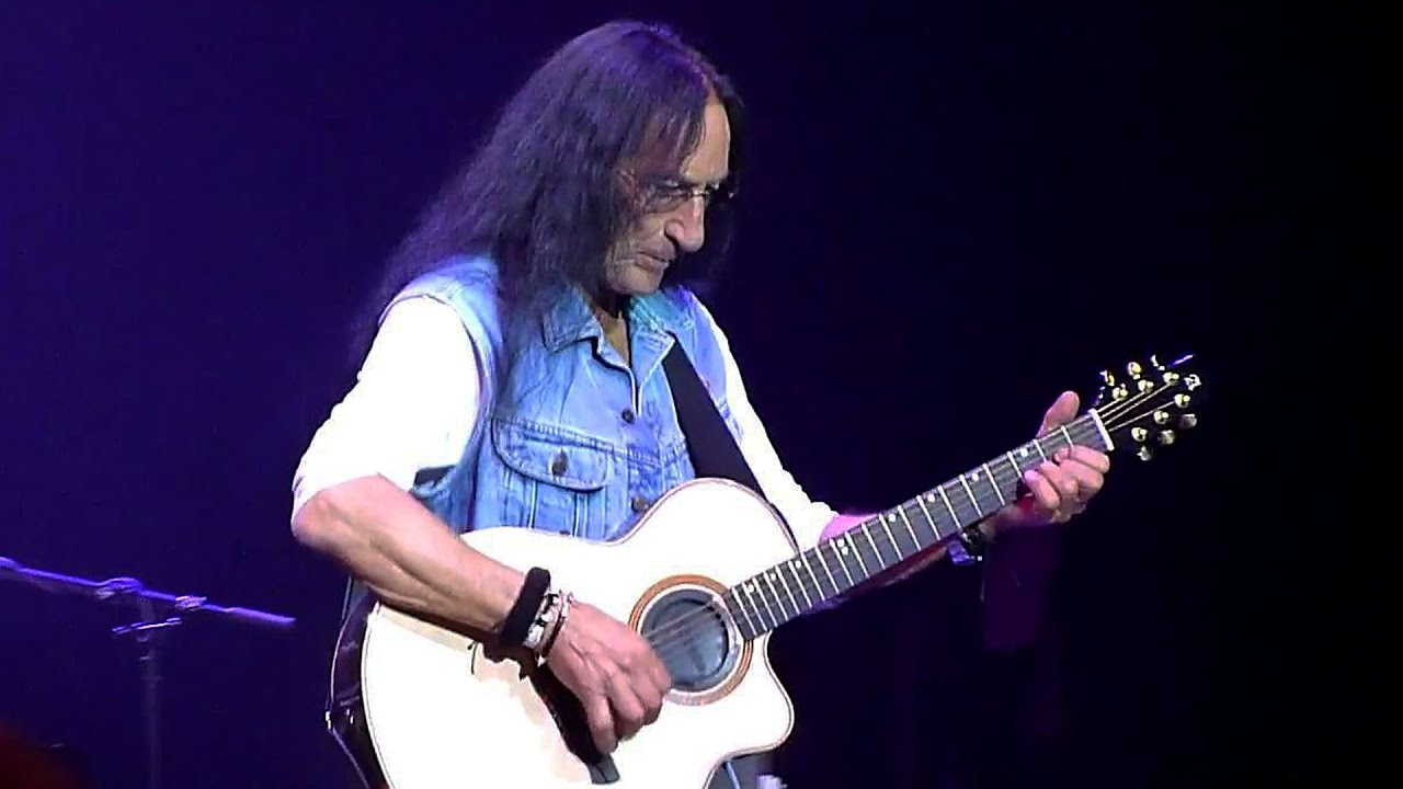 Uriah Heep Live In Moscow The Wizard Youtube