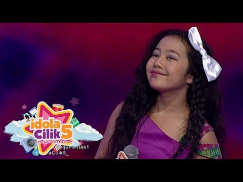 Idola kak Melody, Salma 'Andaikan Aku Punya Sayap' [Idola Cilik 5] [2 Jan 2016]