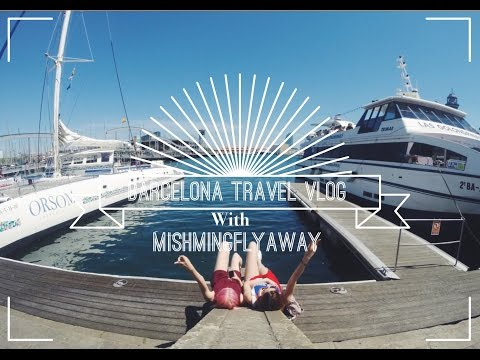 Hello Barcelona -MishMingflyaway-