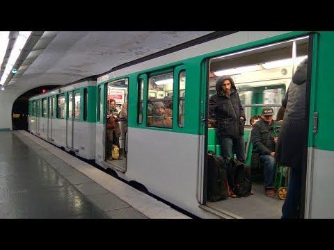 [4K Paris] Métro 6 - Raspail