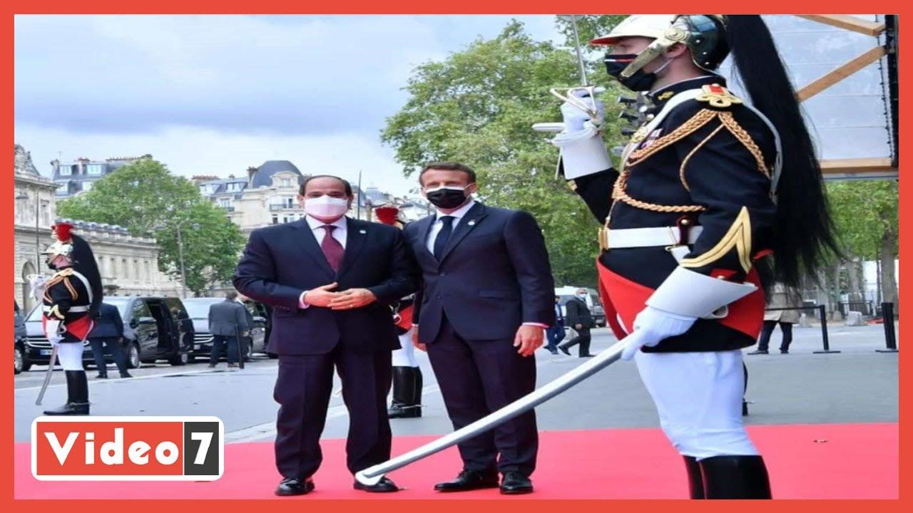 هام ?وزير المالية من فرنسا يوجه رسالة للموظفين حول الأجور ويؤكد العالم أشاد بالاقتصاد المصرى  - نشر قبل 60 دقيقة