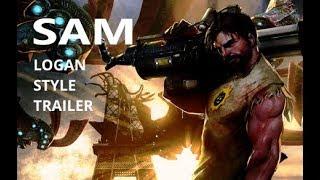 SAM - Serious Sam Trailer (Logan Style)