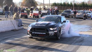 10 second ecoboost mustang 4 cylinder fastest in the world