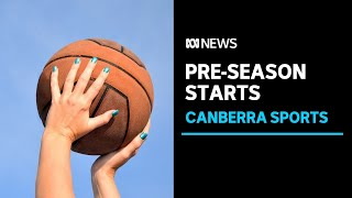 Pre-season training starts for Canberra sports teams as lockdown lifts in the ACT   ABC News