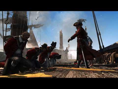 Assassin's Creed IV Black Flag – Абордаж линейного корабля