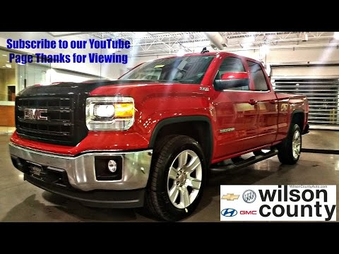 2014 Gmc Sierra Slt Texas Edition Walkaround Autos Post