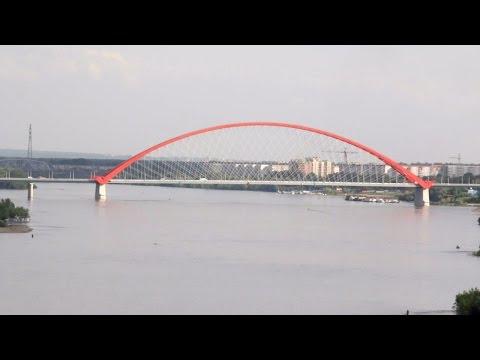 Новосибирск - Путешествие Достопримечательности Экскурсия - Видео онлайн