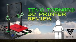 Tevo Tornado - 3D PRINTER REVIEW