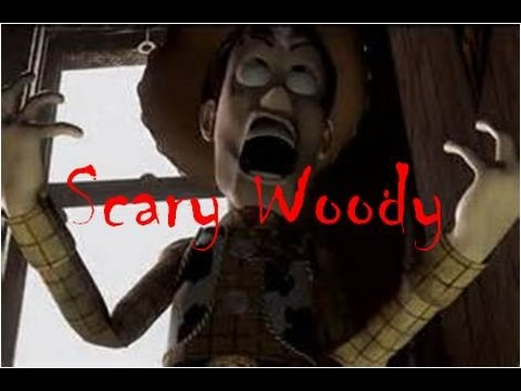 Scary Woody