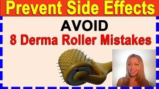 Avoid 8 Derma Roller Mistakes to Prevent Skin Damage or Ugly Micro Needling Side Effects - Part II