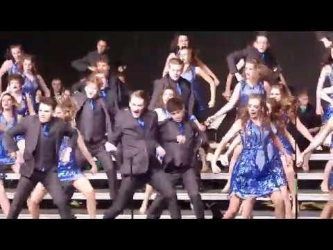 Impulse Wahlert Catholic High School Show Choir 2020