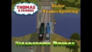 Trainz Race: S2 R5 - Marathon to Gordon's Hill - Видео с
