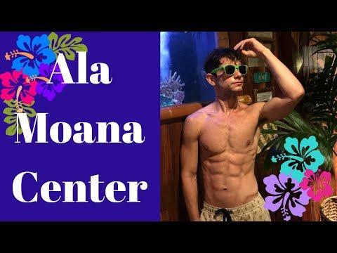 Ala Moana Center  Jason Caceres