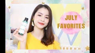 July Favorites 2018 ♡ Toner Trị Mụn ♡ Serum Caryophy ♡ Nước Hoa ♡ Quin