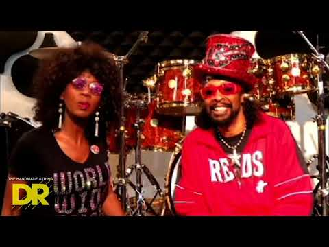download Bootsy Collins - DR Strings and World Wide Funk