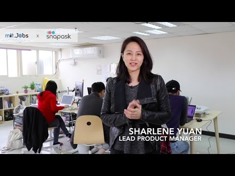 mit.Jobs Speed Interview #3 - 公司介紹 - Snapask