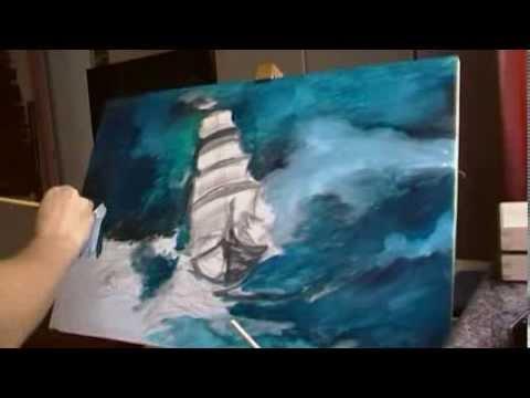 Mare in tempesta  YouTube
