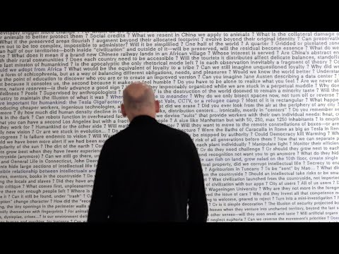 Questioning the Future: Rem Koolhaas/AMO at the Guggenheim Museum