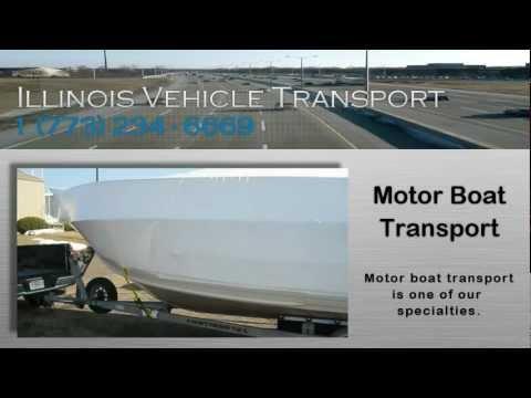 Motor Boat Transport Illinois Vehicle Transport