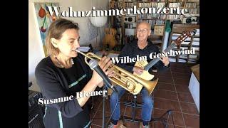 Wohnzimmerkonzerte: Susanne Riemer & Wilhelm Geschwind
