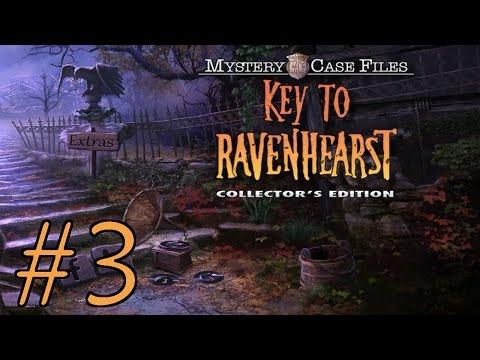 Mystery Case Files: Key To Ravenhearst Walkthrough Part 3