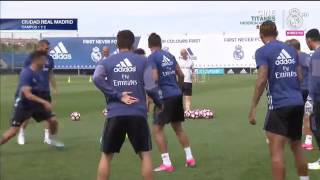 Video 📡🔴🏃 #RMCity LIVE Pre-RC Celta training session!  ¡Entrenamiento antes del partido 🆚 Celta! download MP3, 3GP, MP4, WEBM, AVI, FLV September 2018
