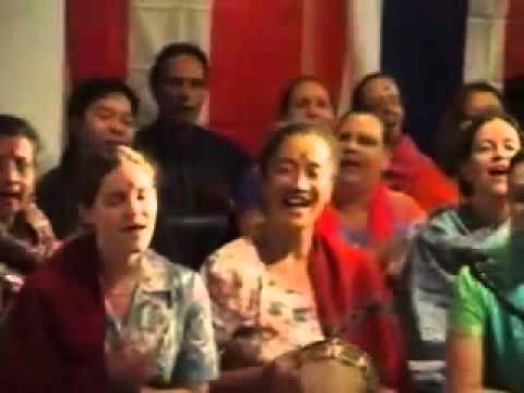 Sahaja Yoga Meditation's Music of Joy sings Namostute