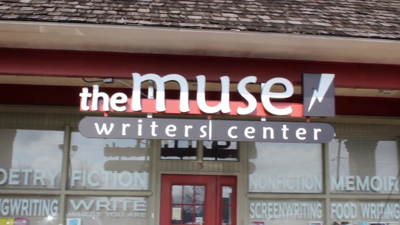 Welcome to The Muse Writers Center in Norfolk, Virginia