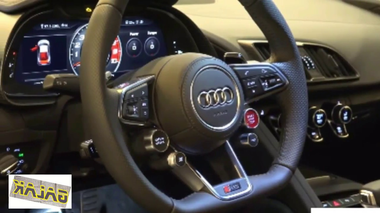 2019 Audi R8 V10 interior 2018 all new - YouTube