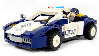 Lego analogue Enlighten Brick 1910 True detective - Lego Speed Build