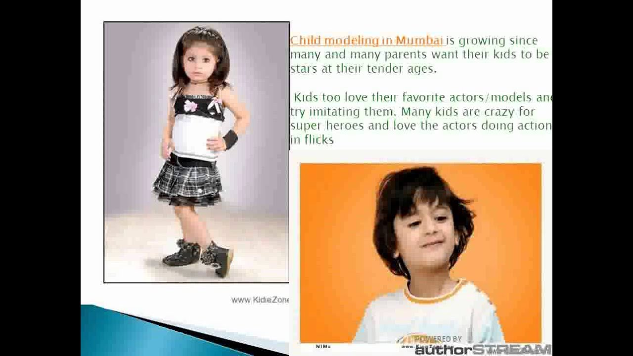 child modeling agencies in india