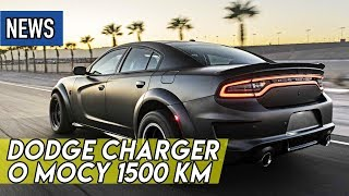 1500 KM w Dodge Charger, elektryczny Ford Mustang, Skoda Octavia - #312 NaPoboczu