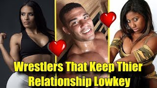 10 LOWKEY Wrestlers You Didn't Know RECENTLY GOT MARRIED!