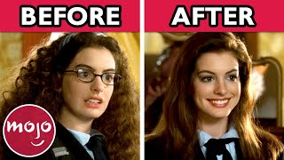 Top 20 Ugly Duckling Transformations in Movies