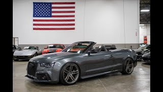 2016 Audi S5 Test Drive