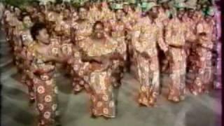 Cantique pour Mobutu Sese seko.
