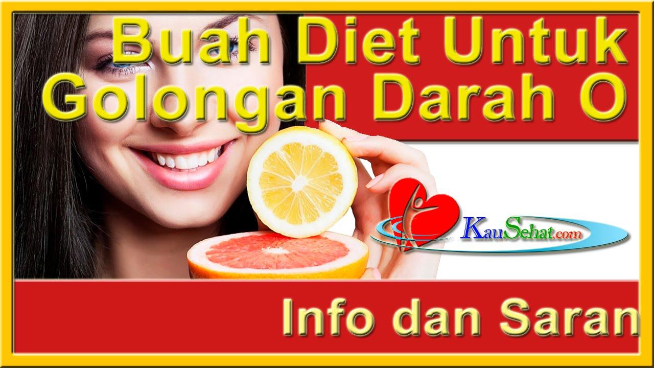 Diet Untuk Golongan Darah A