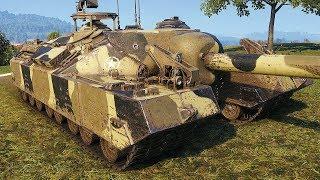 TERMINATOR 95 - World of Tanks Gameplay