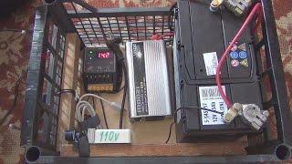 видео Немного о типах аккумуляторов для автономных систем электроснабжения